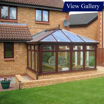 Georgian Conservatories by Stevenswood. Covering all of Scotland..