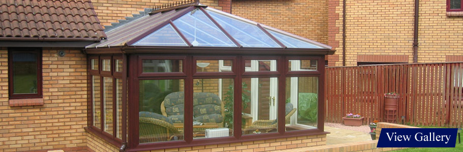 Georgian Conservatories by Stevenswood. Covering all of Scotland inc. Stirling, Perthshire, Lanarkshire, Midlothian..
