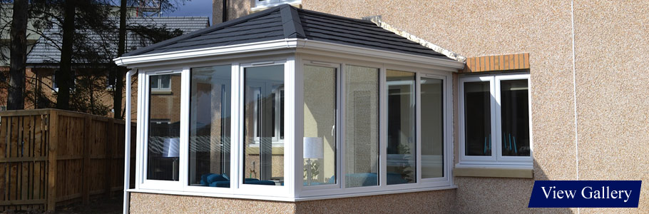 Conservatory Roof Conversions by Stevenswood. Covering all of Scotland inc. Glasgow, Scotland, Edinburgh, Newton Mearns, Giffnock and more..