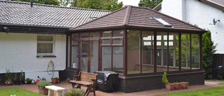 Conservatory Roof Conversions Glasgow Scotland