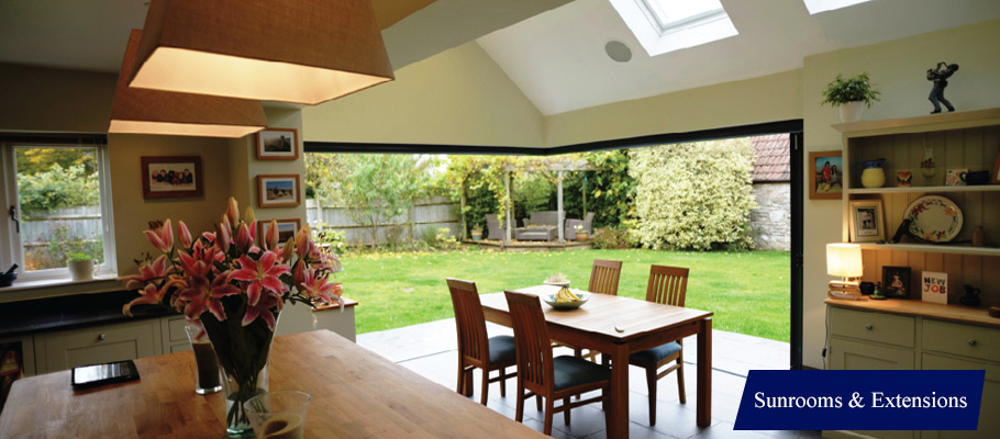Sunrooms for Scotland, Glasgow, Edinburgh, Milgavie, Bearsden, Giffnock & More...