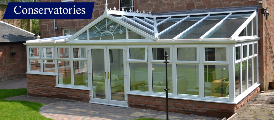 Conservatories for Aidrie, Biggar, Bothwell, Carluke, Clarkston, East Kilbride & More...